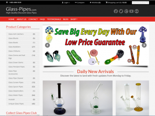 Glass-Pipes.com